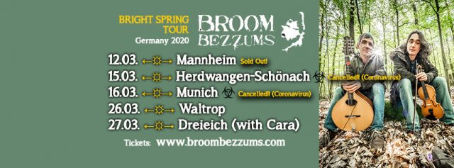 Spring Tour Banner
